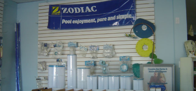 pool supplies 5